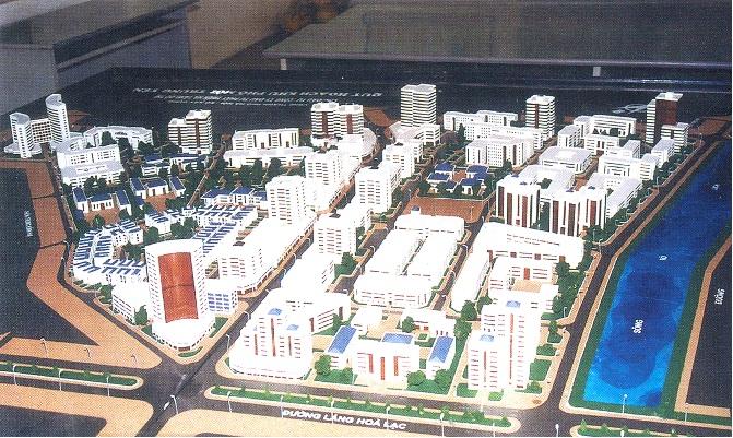 Khu đô thị mới Trung Yên